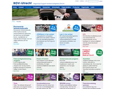Corporate websites